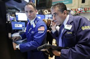 Stocks slip