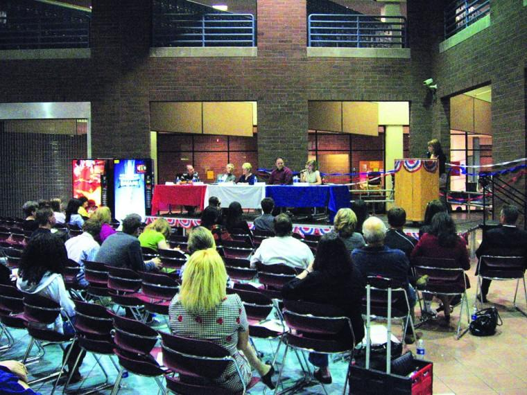 TUHSD Governing Board debate