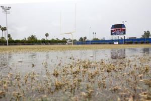 McClintock Flooding