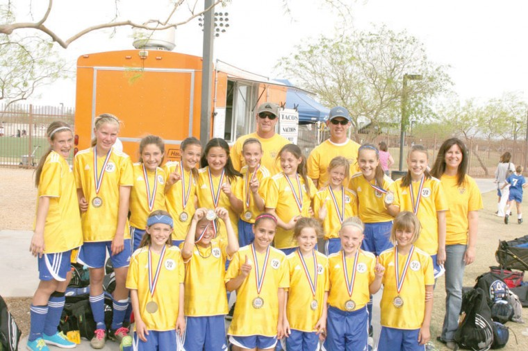 Thunderbolts win soccer title