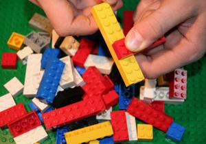 Lego staycation