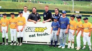 Subway kids and sports