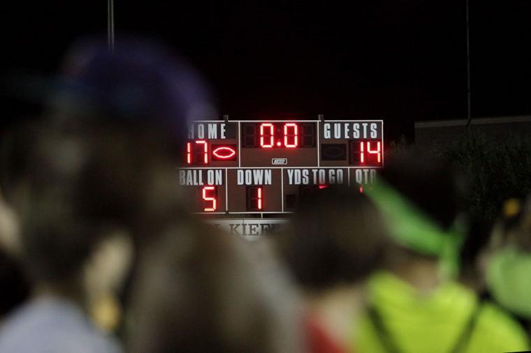 Football: Hamilton @ Mountain Pointe