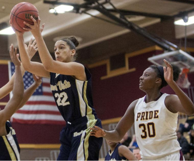 Girls Basketball: MP vs DV