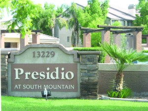 The Presidio at South Mountain Apartments