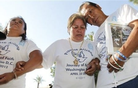 Leonila Martinez, Gustavo Cruz, Patricia Rosas