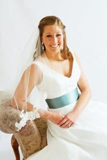 Goins-Barlow wedding