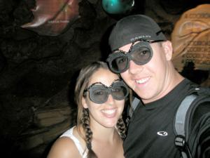Michelle Arana and Christopher Shreeve