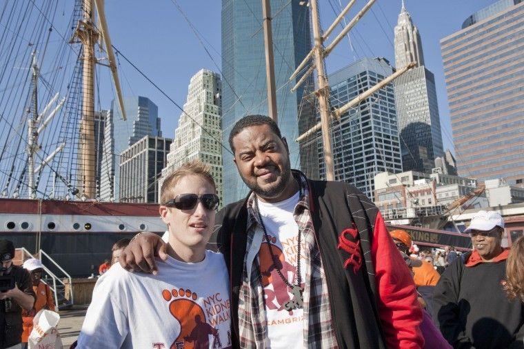 Ryan Perkins and Grizz Chapman