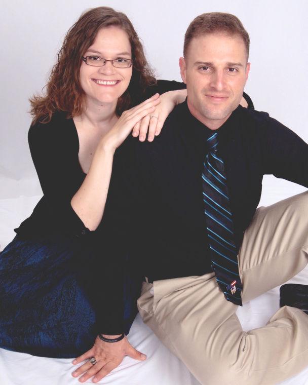 Alan Kimmel and Belle Sigal