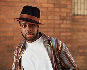 R&B artist Dwele