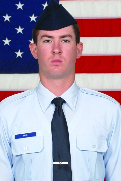 AFA 1st Class Brennan A. Hill