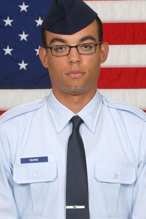 Air Force Airman Michael A. Burns