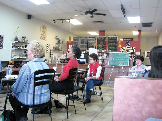 SMCC story-telling comes to Ahwatukee's CoffeeBuzz