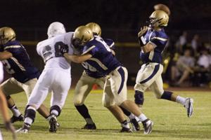 Football: DV vs Mountain View