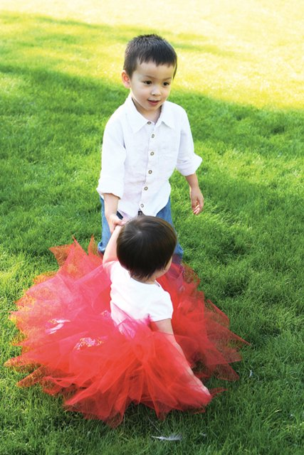 Tutus for a cause