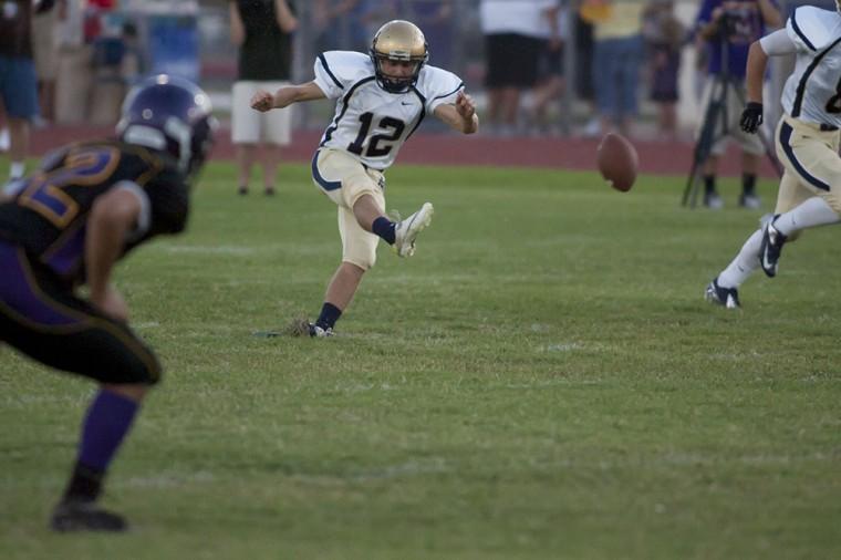 Football: DV @ Mesa