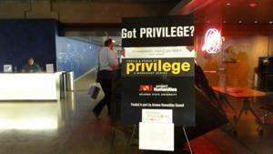Perils and Perks of Privilege
