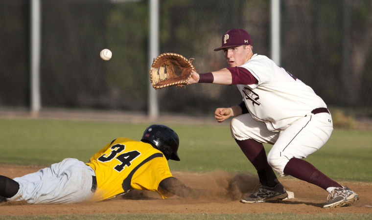 Baseball: MP vs Gilbert