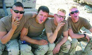 Cigars for Soldiers