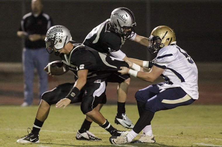 Football: DV vs Hamilton
