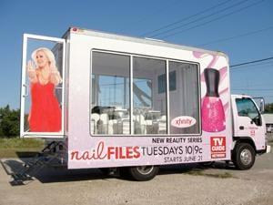 Nail Files salon tour