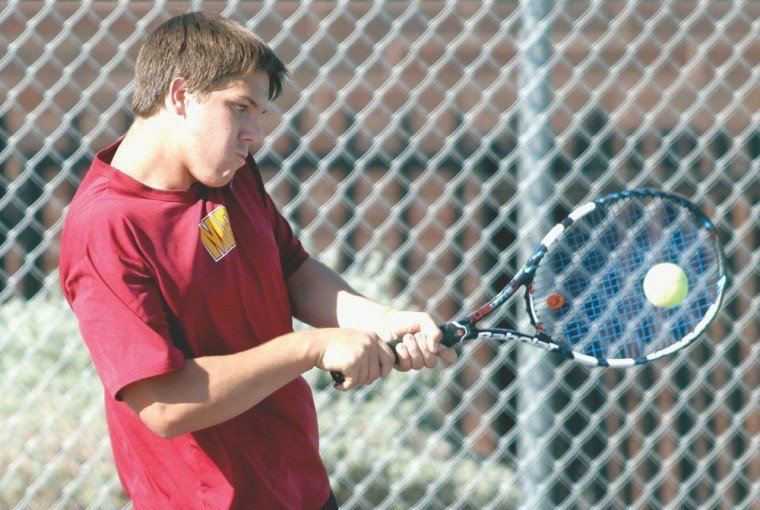 Mountain Pointe tennis