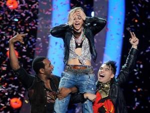 2010 So You Think You Can Dance winner Lauren Froderman