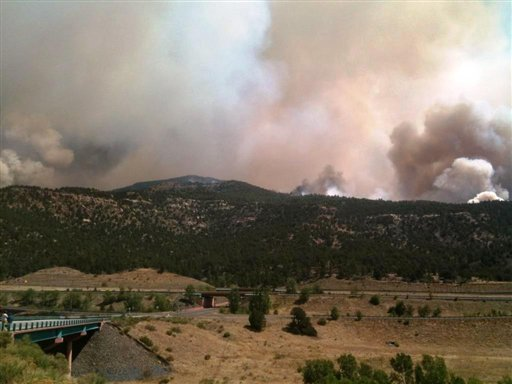 New Mexico Wildfires