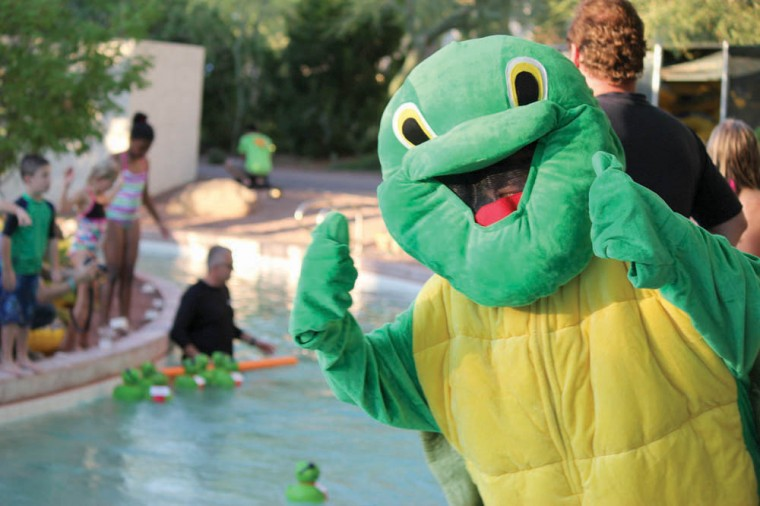 Bethany Christian School's 9th Annual Turtle Race a success