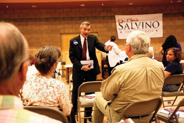GOP forum introduces candidates to Ahwatukee voters