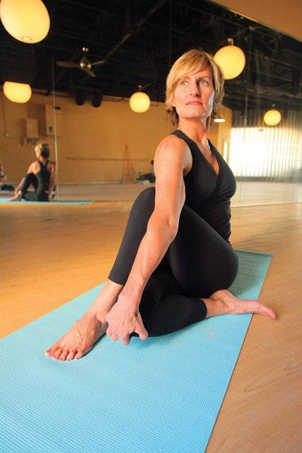 Hot Yoga Ahwatukee: A new way to work out