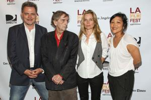 Harry Dean Stanton, Jamie James, Sophie Huber, Chiemi Karasawa