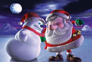 IMAX offers holiday movies in 3D
