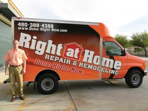Right at Home Repair & Remodeling