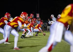 Football: Seton Catholic vs Cortez