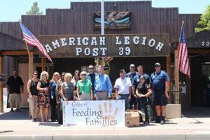 Gilbert Feeding Family Community Drive