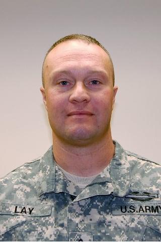 Staff Sgt. Brian L. Lay