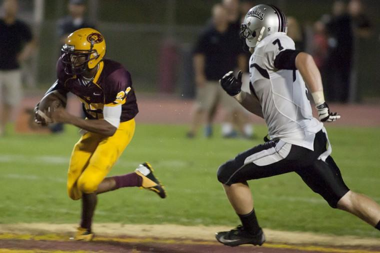 Football: Hamilton @ Mountain Pointe