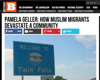Pamela Geller, Breitbart News: How Muslim Migrants Devastate a Community