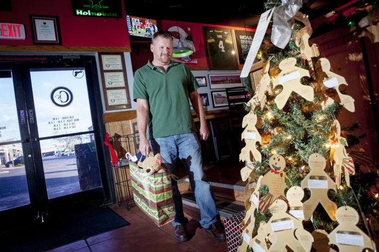 Crisis Nursery Wish Tree at Ck's