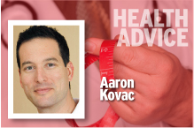 Health Advice Aaron Kovac