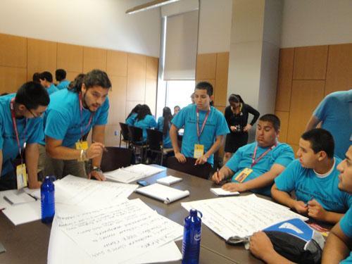 Hispanic youth conference