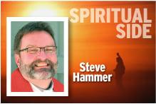 Spiritual Side Steve Hammer
