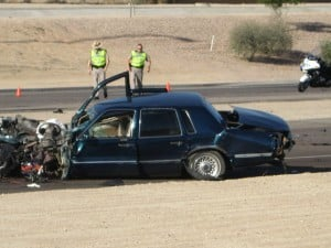 Thursday Pecos Road crash kills 1
