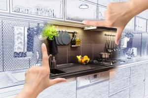 The average price of a minor kitchen renovation is $20,122