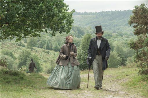 Felicity Jones Ralph Fiennes