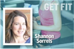 Get Fit Shannon Sorrels