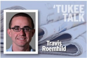 Tukee Talk Travis Roemhild