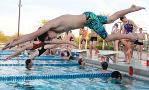 Mountain Pointe swim